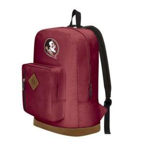 Florida State Seminoles Laptop Storage Backpack